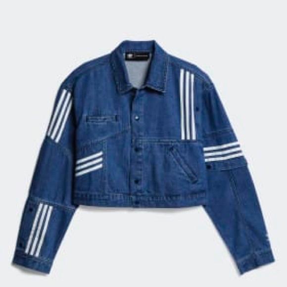 3c300c998f Adidas x Danielle Cathari Denim Jacket